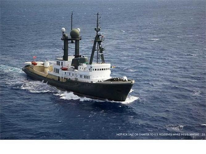 Sau một thời gian dài sử dụng, hồi tháng 5/2013, Schmidt đã bán chiếc du thuyền Lone Ranger của mình với giá 14 triệu USD.