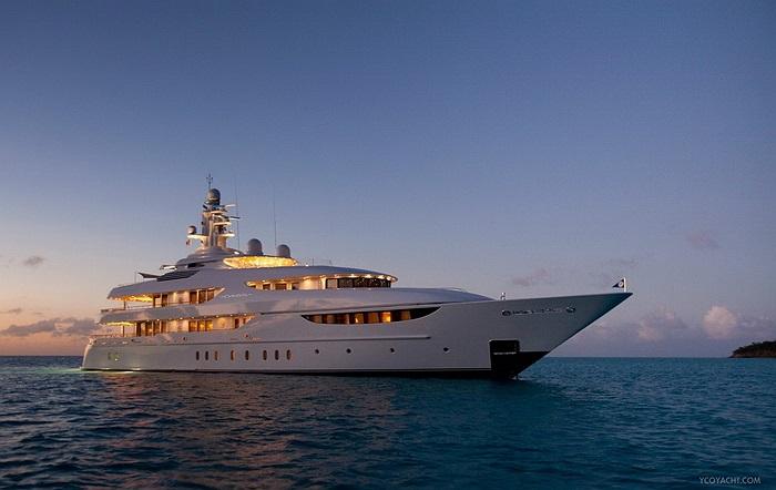 Hiện Chủ tịch Google vẫn còn sở hữu một du thuyền khác có tên Oasis, trị giá tới 72 triệu USD.