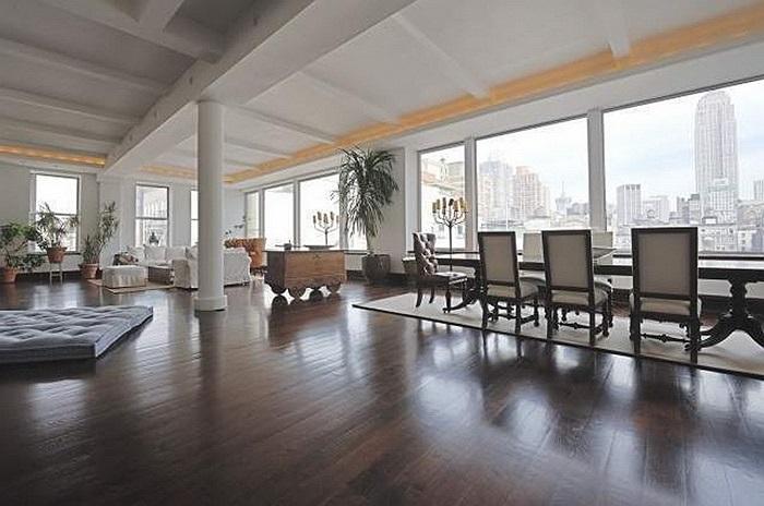 Căn hộ penthouse trên đã ngốn của Schmidt 15 triệu USD.