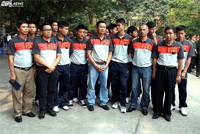 U19 Việt Nam đã chiến đấu bằng tất cả niềm tôn kính để dâng chiến thắng tại giải U19 Châu Á lên Đại tướng Võ Nguyên Giáp
