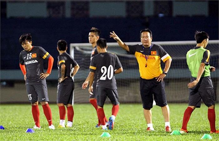 Các tuyển thủ U23 đã tới Myanmar