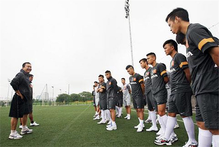 Đáng kể nhất sẽ là cuộc đọ sức với U23 Myanmar vào ngày 15/10