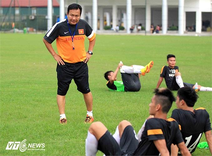 HLV Hoàng Văn Phúc khẳng định, đội bóng của ông đã sẵn sàng cho giải đấu và quyết hoàn thiện mình trước khi lên đường chinh phục HCV SEA Games.