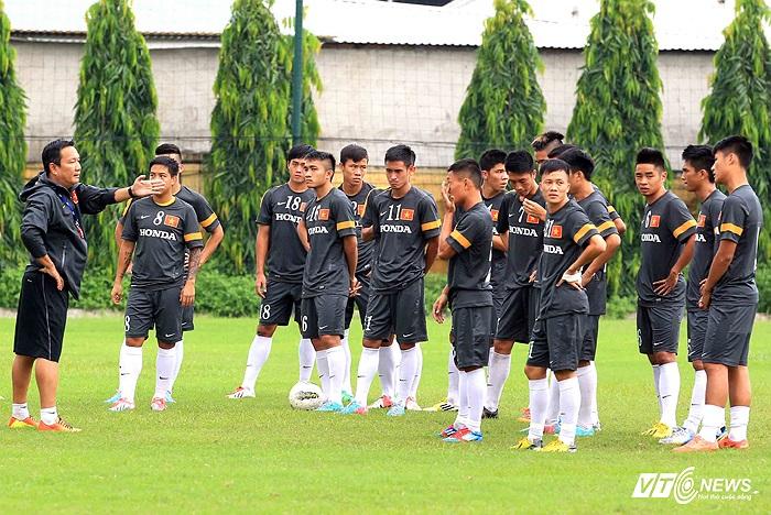 Ông Phúc cũng không đặt mục tiêu phải vô địch giải đấu này cho U23 Việt Nam mà với ông quan trọng nhất là các cầu thủ sẽ thể hiện mình như thế nào.