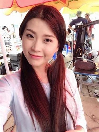 Diễm Trang tham gia một bộ phim mới.