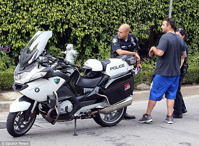 Đây không phải là lần đầu tiên Becks cùng con trai Brooklyn gặp tai nạn giao thông.