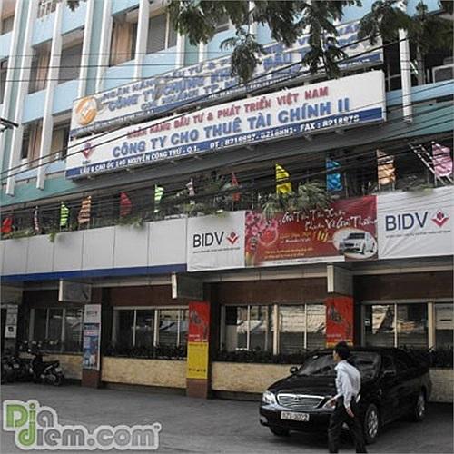 Số tiền kiếm được, Vũ Quốc Hảo mua gần 89.500 m2 đất ở Trạm dừng chân Miền Tây tại Cái Bè (tỉnh Tiền Giang) đứng tên công ty Cát Long Hải và đưa tiền thanh toán nợ xấu cho các công ty sân sau của mình.