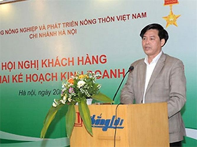 Vụ án thứ 3, liên quan đến Chi nhánh Nam Hà Nội của Agribank. Ông Phạm Thanh Tân, nguyên Tổng giám đốc Agribank đã bị cơ quan điều tra bắt và khởi tố về tội 'thiếu trách nhiệm trong quản lý kinh tế'.