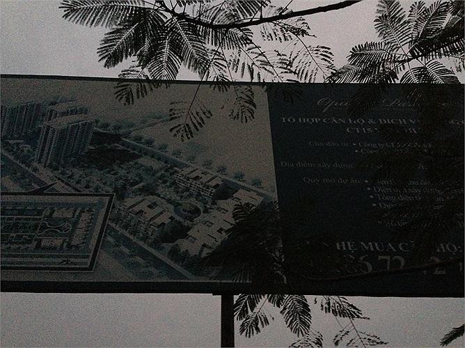 Dự án được xây dựng trên khu đất rộng gần 3ha thuộc Lô đất CT15, Khu đô thị mới Việt Hưng, quận Long Biên, Hà Nội. Tổng mức đầu tư của dự án khoảng 560,727 tỷ đồng.
