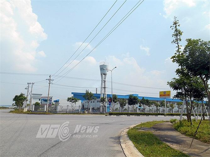 Các công ty, nhà máy, doanh nghiệp đang hoạt động trong KCN Sóng Thần 3
