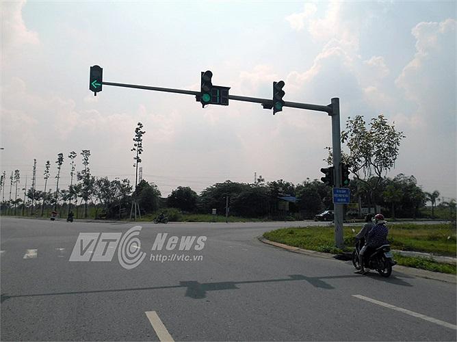 Hạ tầng giao thông trong KCN Sóng Thần 3
