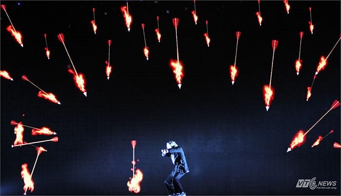 Nghệ sỹ Poppin số 1 Hàn Quốc Hyun Joon có màn trình diễn đẳng cấp thế giới