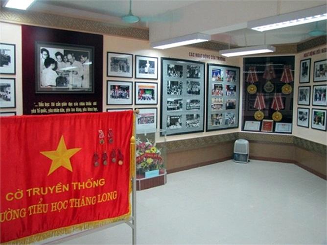 Những tư liệu quý giá của trường tiểu học Thăng Long