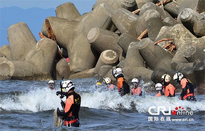 Hôm 17/10, lực lượng cứu hộ Nhật Bản đã phát hiện thêm 5 thi thể