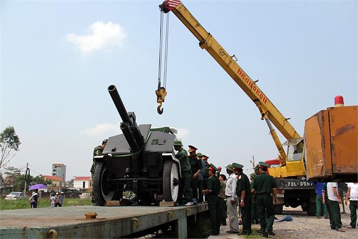 Theo kế hoạch, từ sân bay Đồng Hới, linh cữu của Đại tướng sẽ được đưa qua đoạn đường dài 70km đến địa điểm an táng tại khu vực núi Rồng, Vũng Chùa, Đảo Yến, Quảng Trạch.