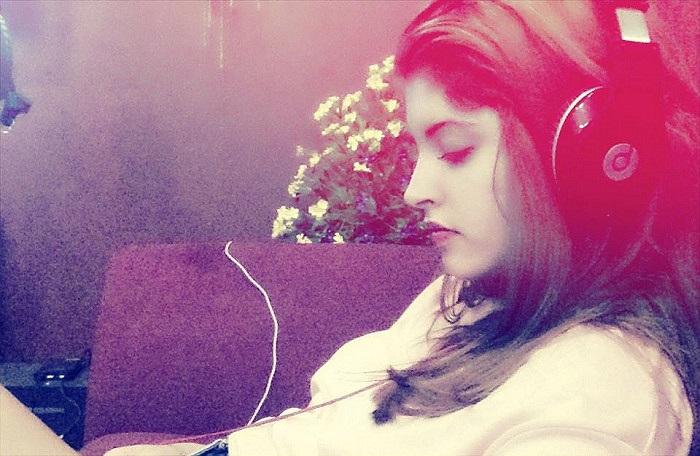 Andrea xinh đẹp, đáng yêu.