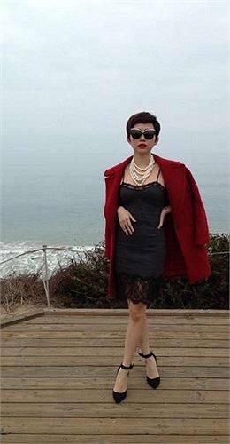 Tóc Tiên ngày càng 'lột xác' táo bạo trong phong cách thời trang.