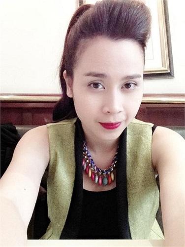Lưu Hương Giang ngày càng xinh đẹp.