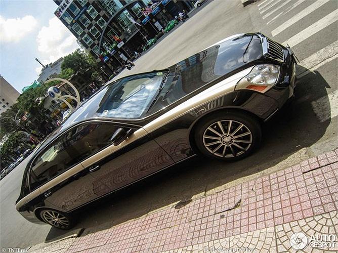Dù thương hiệu Maybach đã bị khai tử nhưng giá trị của mẫu xe siêu sang này vẫn khiến nhiều người ngưỡng mộ và đây là một trong những mẫu xe đắt nhất tại Việt Nam.