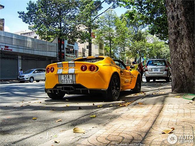 Hàng độc Lotus Elise S2