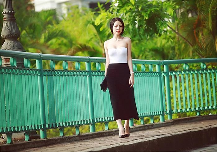 Bella Nguyễn là một trong những hot teen Hà Thành được chú ý trong thời gian gần đây.