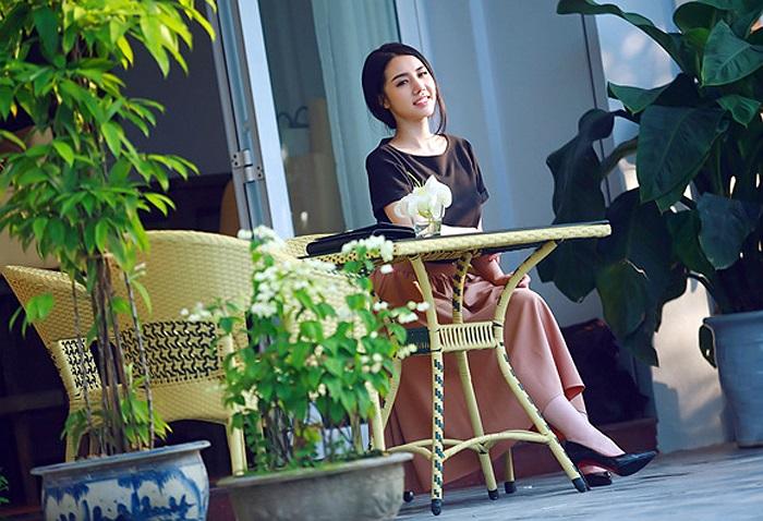 Ngoài công việc teen model, Bella Nguyễn còn có khả năng stylist, ưa thích kinh doanh thời trang….