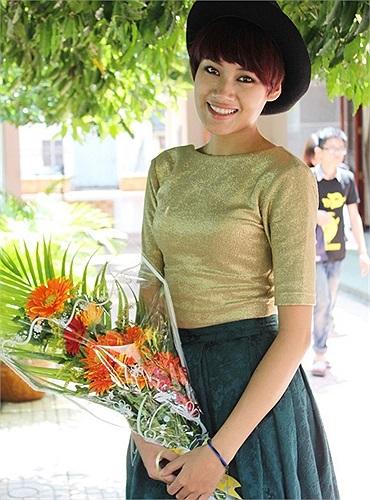 Thanh Hoa cũng góp mặt vào trong thành viên ban giám khảo của cuộc thi thiết kế.