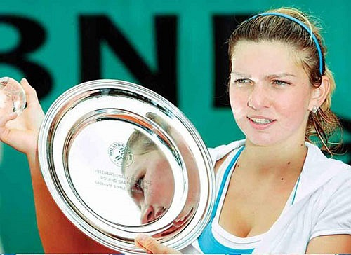 Chiến tích mới nhất mà Halep giành được chính là chức vô địch New Haven Open sau khi thắng thuyết phục Petra Kvitova.