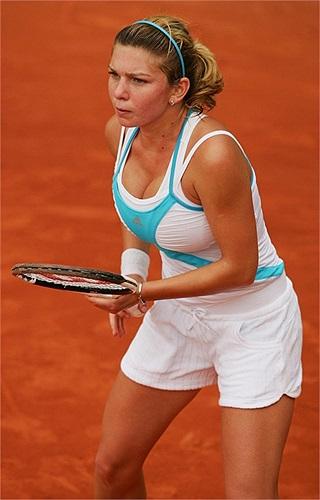 Vòng 1 'khủng' chính là bất lợi với Simona Halep và nó khiến cô không thể tiến sâu vào các giải thuộc hệ thống Grand Slam.