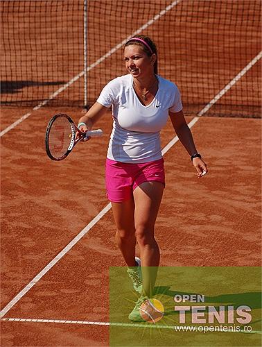 Trong năm 2011, Simona Halep chỉ lọt tới vòng 3 giải Australia mở rộng.