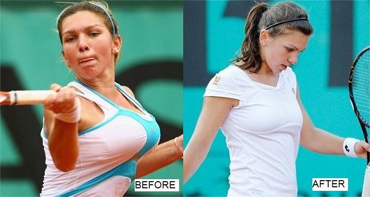 Năm 2013, tay vợt người Romania quyết thay đổi triệt để hình tượng.