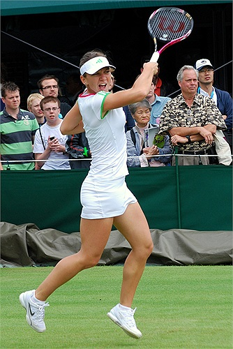 Vòng 1 của Simona Halep đã được phẫu thuật để làm cho nhỏ lại.