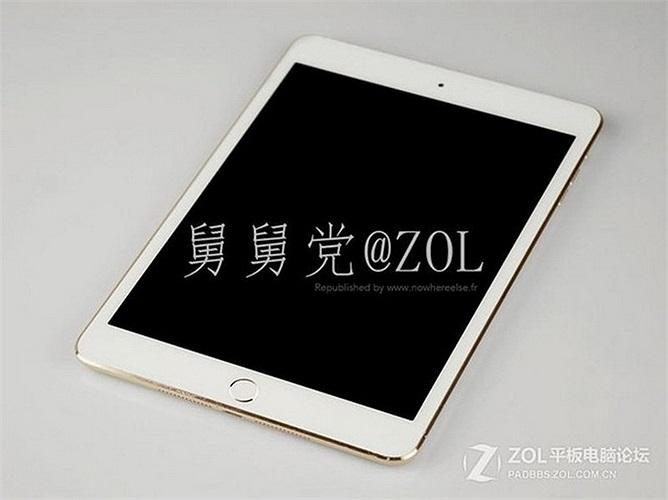 Mới đây trên website Weibo đã xuất hiện một loạt hình ảnh về thiết bị được cho là iPad mini 2.