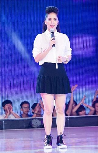 Do được tập luyện kỹ lưỡng và chuẩn bị tâm lý nên Khánh Thi đã làm tốt hơn rất nhiều ở đêm liveshow 2 của Got To Dance.