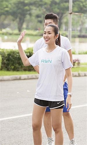 Đây chính là cung đường chính thức của giải chạy việt dã thành phố Hồ Chí Minh - HCMC Run 2013.