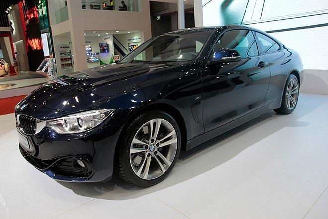 Mẫu coupe 2+2 BMW 428i.