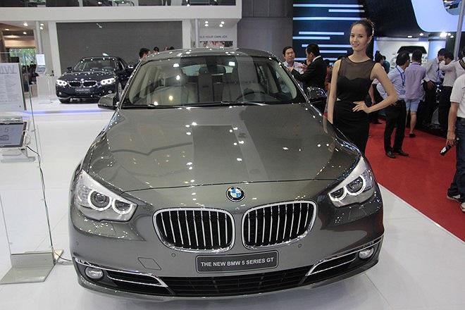 BMW 5 series GT mới, phiên bản 528i.