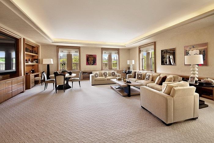 Khu vực phòng khách