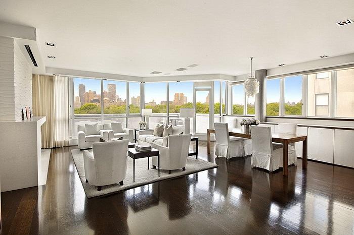 Sau khi mua đủ 5 căn hộ, Abramovich sẽ tiến hành cải tạo lại thành một dinh thự duy nhất.