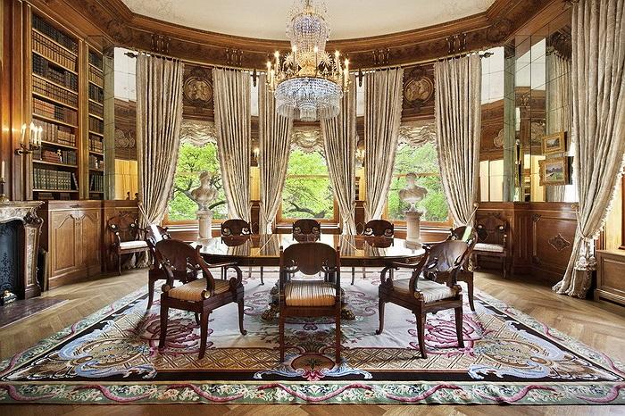 Tổng diện tích 3 căn hộ này lên đến gần 1.400 m2