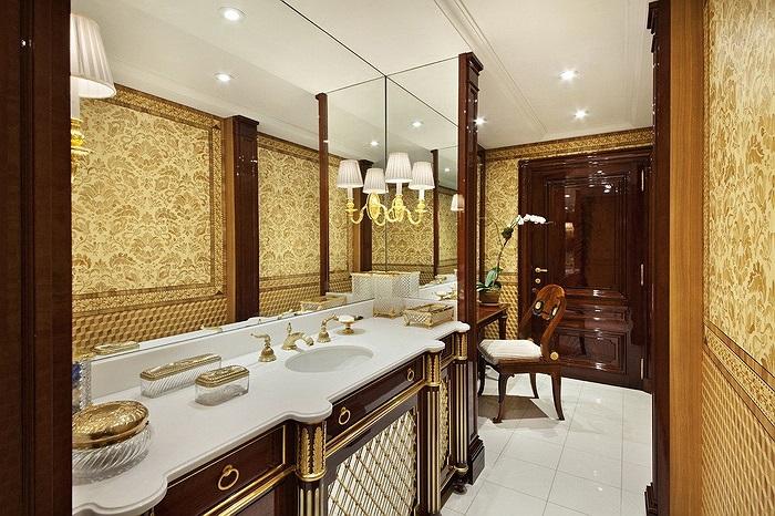 10 phòng tắm sang trọng