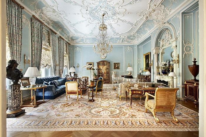 Thiết kế trong mỗi căn hộ là sự kết hợp hoàn hảo giữa yếu tố cổ điển và hiện đại