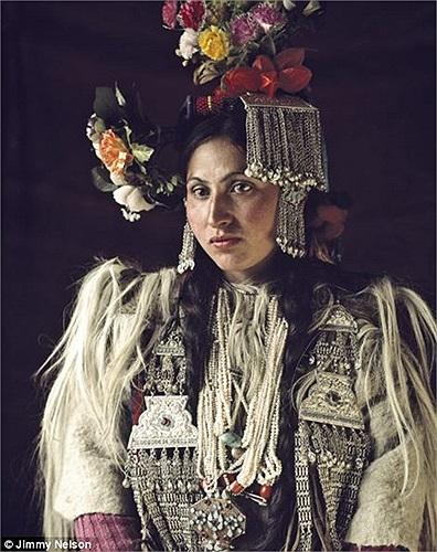 Đây là người của bộ lạc Nenets, một bộ lạc cùng sinh sống ở vùng nằm giữa Ấn Độ và Pakistan