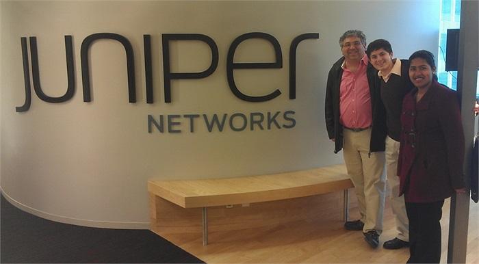Juniper Networks: Lương trung bình 159.990 USD/năm. Nhà sản xuất các thiết bị mạng của Mỹ là nơi hậu đãi nhất dành cho các kỹ sư phần mềm hiện nay.