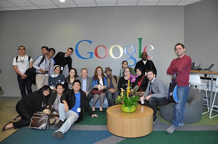Google: Lương trung bình 127.143 USD/năm. Không chỉ có mức lương cao, nhân viên ở đây còn được làm việc trong môi trường đáng mơ ước.