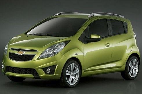 Chevrolet Spark sử dụng động cơ 1,2 lít 4 xi-lanh, tiêu tốn 6,3 lít/100 km đối với đường đô thị và 5,1 lít/100 km đối với đường trường.