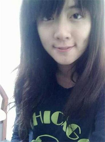 Bức ảnh Yu lúc còn để tóc dài.