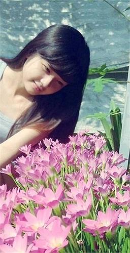 Nét đẹp của Ánh trong sáng tựa Dương Trạch Thiên - cô bé trà sữa Trung Quốc.