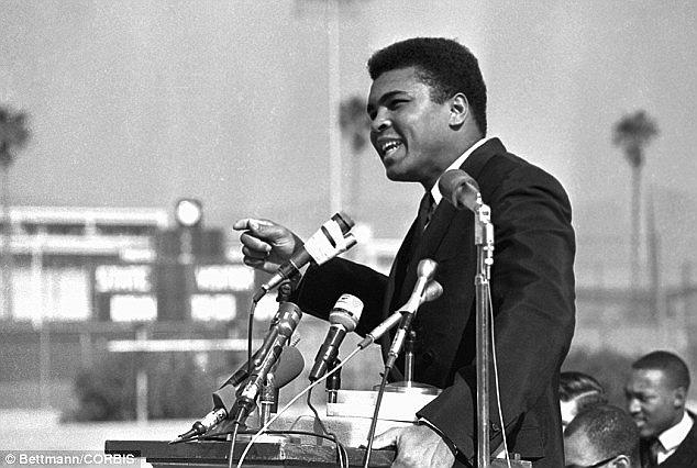 Ali nói ông chưa bao giờ thấy hối tiếc vì những điều mình làm.