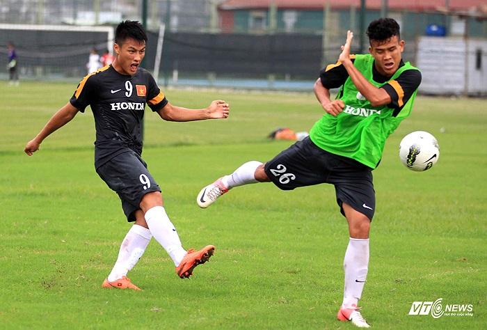 Mạc Hồng Quân từng là chân sút được HLV Hoàng Văn Phúc đánh giá cao. Thế nhưng ở U23 Việt Nam hiện tại, Quân đã mất suất đá chính vào tay Hà Minh Tuấn.